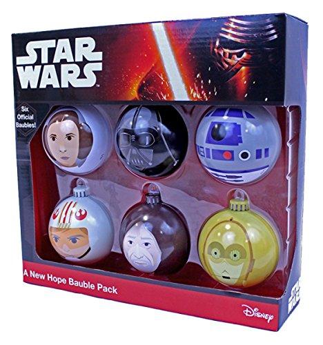 Star Wars - Palline di Natale ufficiali Star Wars, Una nuova speranza