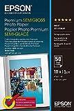 Epson Premium Semigloss Photo Paper - Papel fotográfico