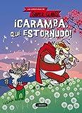 ¡Caramba, qué estornudo!: 1 (Las aventuras de Súper Claus)