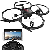 DBPOWER Drone U818A Discovery FPV WiFi Drones with Camera for...