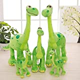 ATEU 35,6 cm 50,8 cm The Good Dinosaur Movie Arlo Green Soft Toy Peluche Bambola di Natale Kid Gift (L)