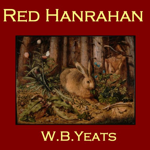 Red Hanrahan audiobook cover art
