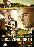The Luca Zingaretti Collection : 5 Disc Box Set (Cefalonia, Perlasca ,Calling Inspector Marotta, By The Light Of Day, Borsellino: The 57 Days) [DVD] [Reino Unido]
