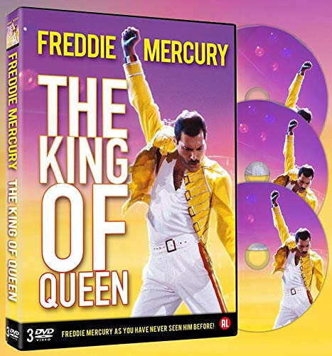 Freddy Mercury - The King of Queen 3 DVD