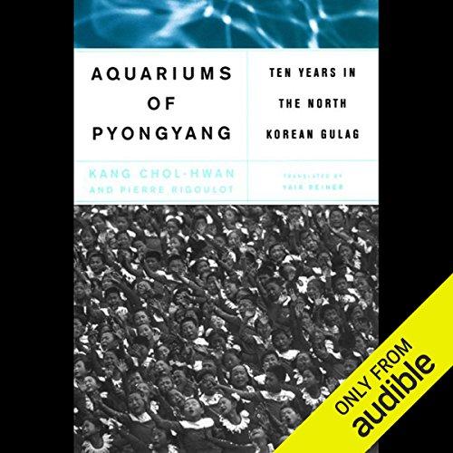 The Aquariums of Pyongyang cover art