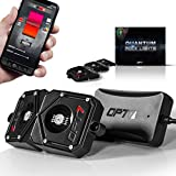 OPT7 Quantum Pro Rock Light LED 1600 Lumens RGBW with Bluetooth Controller-Multicolor Neon Dimmer Strobe Fade IP68 Waterproof Pods Off Road Crawling Climbing