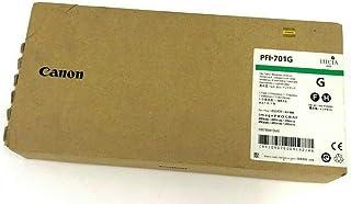 Canon PFI-701G 0907B001AA iPF8000 iPF8100 iPF9000 iPF9100 Ink (Green) in Retail Packaging