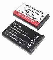 単品』 Casio カシオ NP-90 互換 バッテリー EXILIM EX-H20G EX-FH100 EX-H10 EX-H15 対応