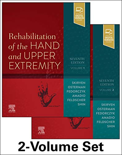 Rehabilitation of the Hand and Upper Extremity, 2-Volume Set, 7e: Expert Consult: Online and Print