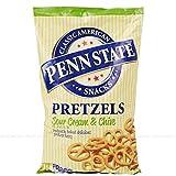 Penn State Sour Cream und Schnittlauch Brezeln 650gm -