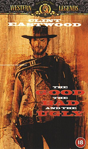 The Good, the Bad and the Ugly [VHS] [1966]
