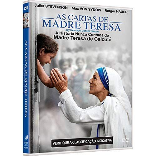 Dvd - As Cartas de Madre Teresa - Juliet Stevenson
