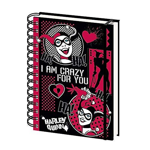 51djslBbkKL Harley Quinn Pens