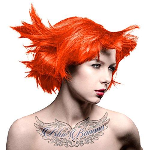 Manic Panic Electric Tiger Lily Hair Colour Classic Cream Formula 4oz. by Manic Panic