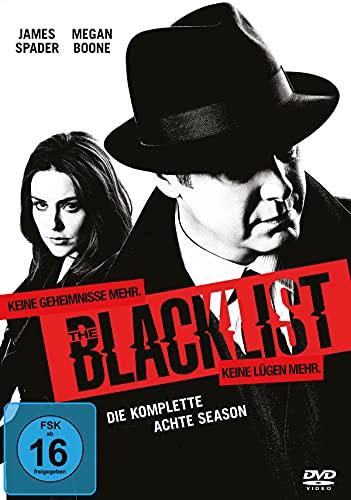 The Blacklist - Die komplette achte Season [5 DVDs]