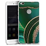 DeinDesign Coque en Silicone Compatible avec Huawei P9 Lite (2017) Étui Silicone Coque Souple...