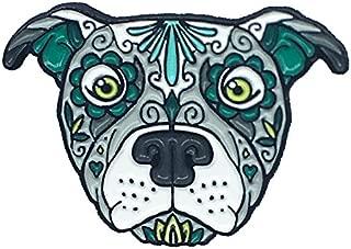 Best pitbull skull tattoo Reviews