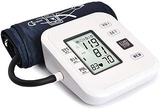 Alto Electrónica Brazo Esfigmomanómetro, Modo De Suministro De Energía Dual De La Batería Externa Y Enchufe con Pantalla LED, Parte Superior del Brazo Monitor De Presión Arterial