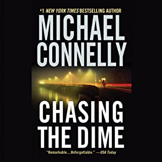 Chasing the Dime audiobook cover art