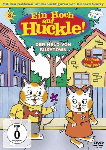 Ein Hoch auf Huckle, Vol. 3: Der Held von Busytown