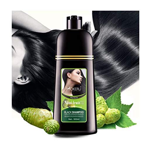 NO MORE GREY or WHITE HAIR- Magic Color Shampoo 500ml
