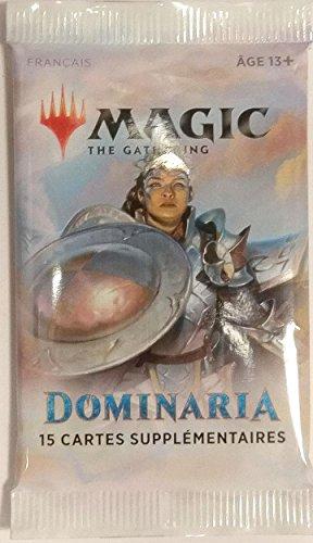 Magic The gathering Dominaria MTG Boosters de 15 cartas, francés