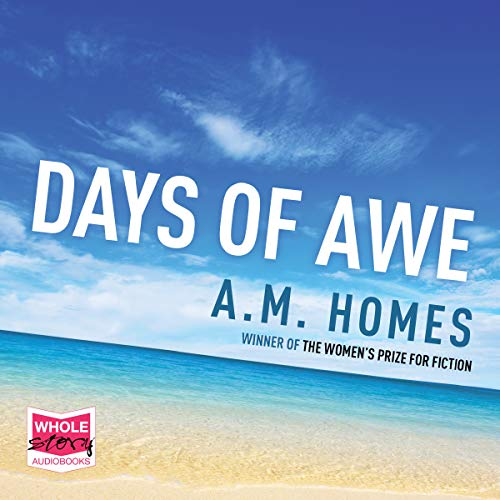 Couverture de Days of Awe