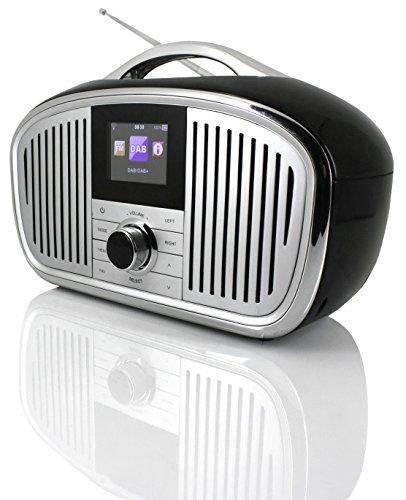 Soundmaster IR4000SW Internet-Radio schwarz
