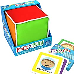 Roll and Play Toddler Game