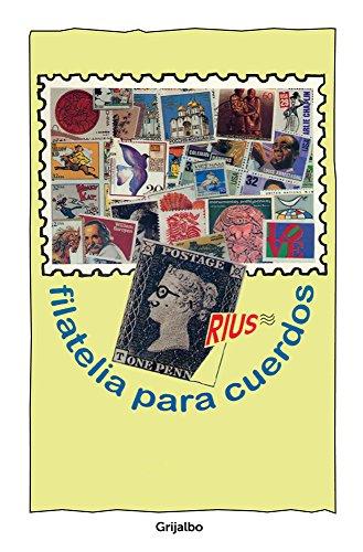 Filatelia para cuerdos (Colección Rius) eBook: Rius: Amazon.es: Tienda Kindle