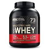 Optimum Nutrition Gold Standard 100% Whey Proteine in Polvere con Proteine Isolat ed...
