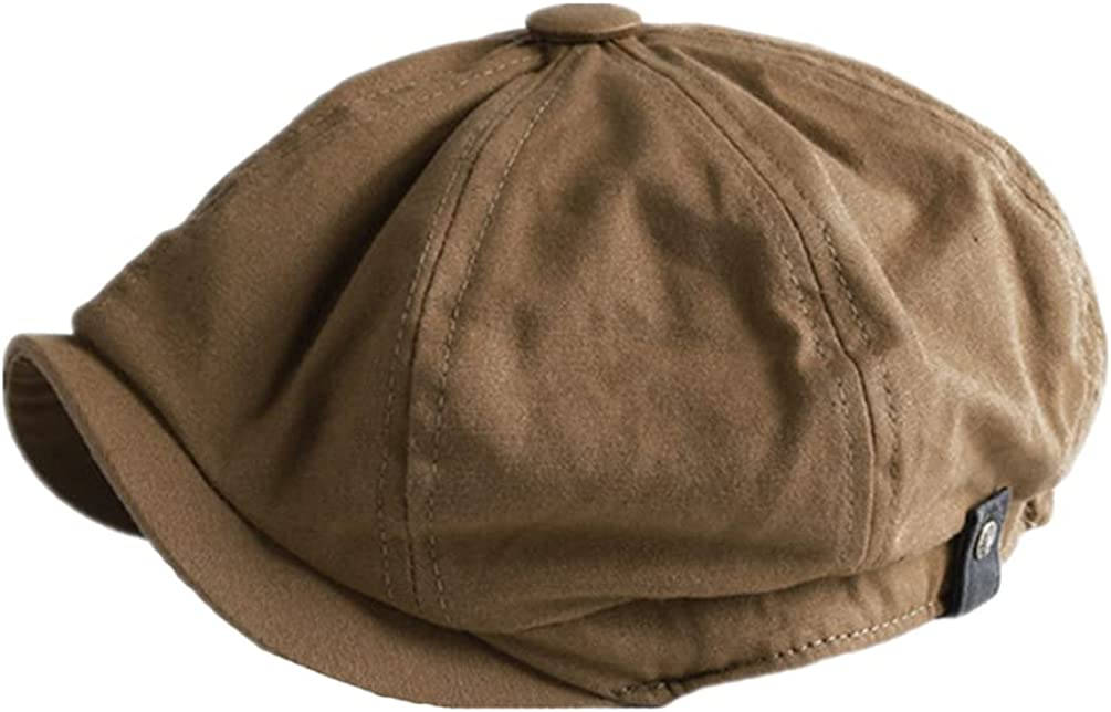 Classic Newsboy Cap British Style New products, world's highest quality popular! Summer Spring Vintage Ranking TOP11 Men Octa