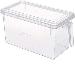 YanYun Frigorifero Cassetto Incorporato Salvaspazio nel Plastica Contenitore per La Casa Contenitore da Cucina