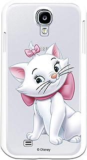e20b303eec7 LA CASA DE LAS CARCASAS Funda Oficial Disney Marie Silueta Transparente para  Samsung Galaxy S4 -