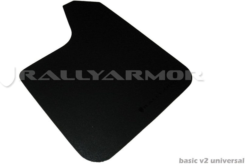 Rally Armor Universal, die (ohne Befestigungsstellen oder Hardware) schwarz schwarz