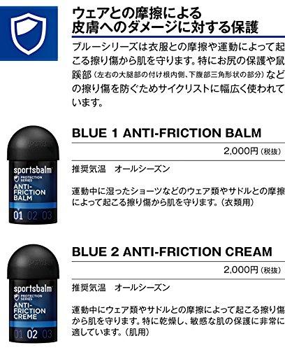 Sportsbalm Protection series - Anti-Friction Chamois Balm - 150ml