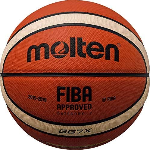 M.A.K Molten GG7X Offical Size #7 PU Leather in/Outdoor Training Basketball Match Ball