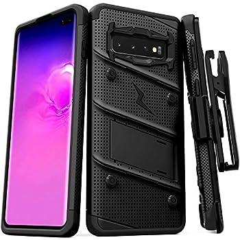 Zizo Bolt Series for Samsung Galaxy S10 Plus Case Black