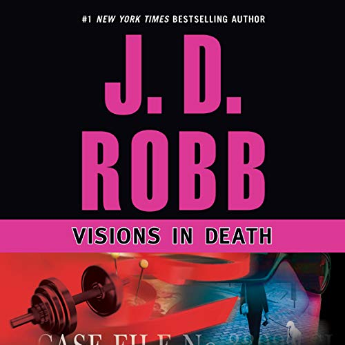 Visions in Death     In Death, Book 19              By:                                                                                                                                 J. D. Robb                               Narrated by:                                                                                                                                 Susan Ericksen                      Length: 11 hrs and 18 mins     25 ratings     Overall 4.9