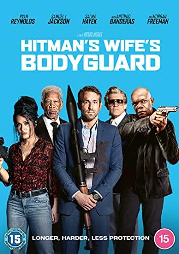 The Hitman's Wife's Bodyguard [DVD] [2021]