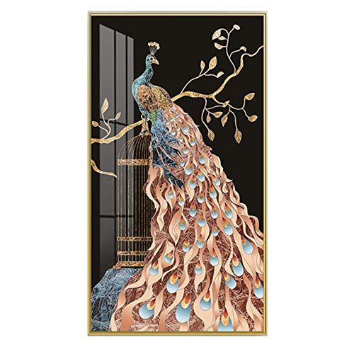 N\C Decorative Painting Modern Decorative Art Wall Art can be Hung for Home Decoration Wall Decoration (F-402, 19.69in39.37in)