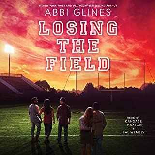 Losing the Field audiobook cover art