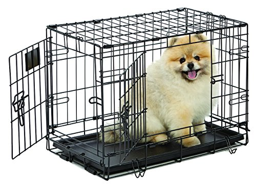 Dog Crate | MidWest Life Stages XS Double...