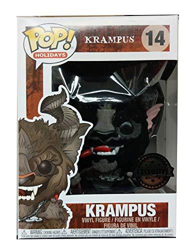 POP! Holidays: Krampus - Krampus* Flocked Exclusive #14 Vinyl Figur