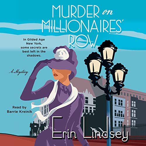 Couverture de Murder on Millionaires' Row