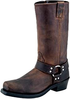 Old West Boots Men's Harness Boot