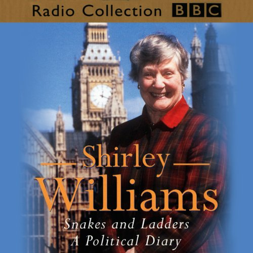 Shirley Williams audiobook cover art
