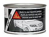 Sika MRP Plastic, Mastic pour réparation des plastiques, 689g, Gris