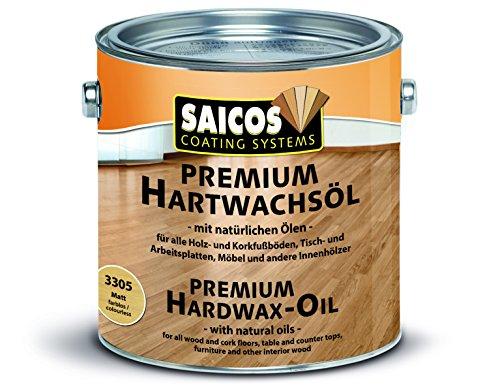 Preisvergleich Produktbild Premium Hartwachs-Öl Pur 0, 75