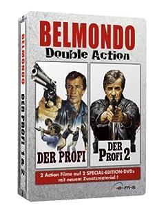 Der Profi 1 & 2 (Steelblook Edition) [2 DVDs] [Special Edition]